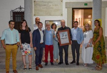 """El Gobierno regional evidencia """"el éxito"""" cosechado un año más por el 'Festival Celestina' de La Puebla de Montalbán"""