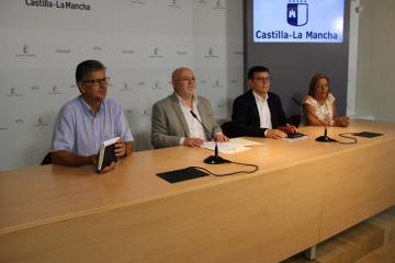 Rueda de prensa del inicio del curso escolar en Albacete