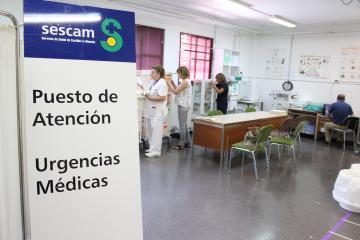 Apertura del PAUM en la Feria de Albacete 2019