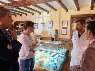 El Gobierno de Castilla-La Mancha seguirá estimulando las exportaciones del sector agroalimentario con distintas líneas de ayudas y subvenciones
