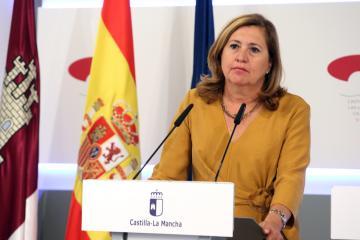 La consejera de Educación, Cultura y Deportes, Rosa Ana Rodríguez informa sobre Formación Profesional