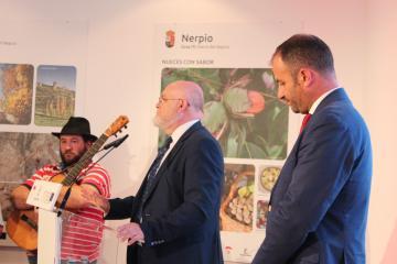 Presentación proyecto ITI de protección de Arte Rupestre en Nerpio