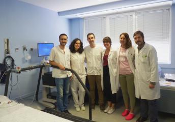 La Gerencia de Puertollano forma a sus profesionales para prevenir y tratar la insuficiencia cardiaca y divulga sus efectos entre la población