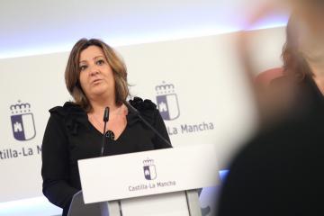 Rueda de prensa del Consejo de Gobierno (Patricia Franco I)