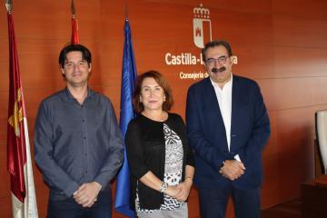 El Gobierno de Castilla-La Mancha aborda las necesidades sanitarias de la localidad toledana de Bargas en una reunión con la alcaldesa