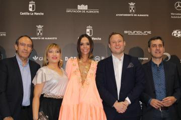 Nicolás Merino en la pasarela AB Fashion en su VI edición