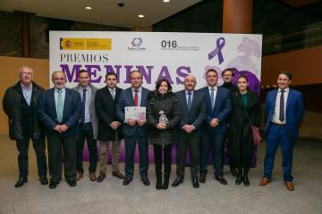 Entrega de Premios Meninas 2019