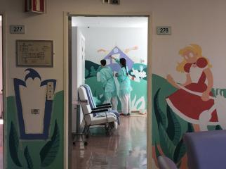 La Unidad de Trastornos de la Conducta Alimentaria de la Gerencia de Albacete humaniza los espacios de Hospitalización y Hospital de Día