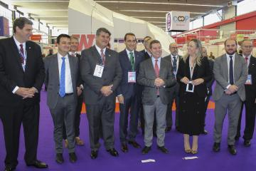 Inauguración XI Edición de la World Bulk Wine Exhibition