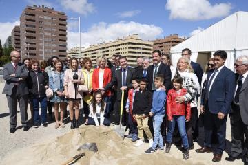 Hoy se publica en el DOCM la licitación para la redacción del proyecto y ejecución de obras de la 2ª fase de ampliación del colegio del barrio 'El Quiñón' en Seseña, con un presupuesto de 2,27 millones de euros