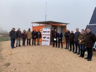 El Gobierno regional reitera su apuesta por las energías renovables y destaca los más de 236.507 kilovatios de potencia instalada de energía fotovoltaica en la provincia de Toledo