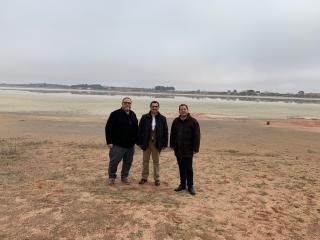 El Gobierno regional reitera su compromiso con la conservación y la biodiversidad de las lagunas de Villafranca de los Caballeros