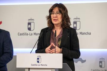 Rueda de prensa del Consejo de Gobierno (Blanca Fernández 11D) 1