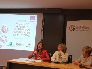 El Gobierno regional subraya la importancia de abordar las problemáticas de la salud mental desde una perspectiva de género