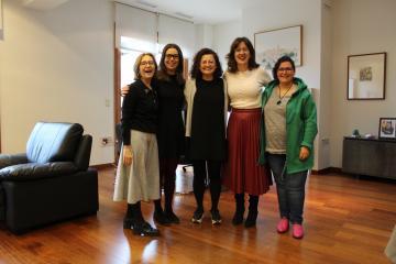 El Gobierno regional destaca la larga trayectoria de Mujeres Opañel para apoyar la autonomía, la mejora de la calidad de vida y el empoderamiento de las mujeres