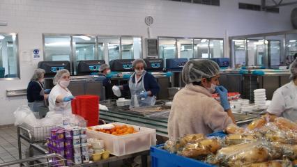 El Gobierno regional dota al Hospital de Ciudad Real de nuevo equipamiento de hostelería para mejorar la trazabilidad y calidad de los alimentos