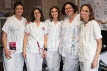 La Gerencia de Atención Integrada de Guadalajara facilita la formación del personal de Enfermería mediante videotutoriales sobre equipos específicos
