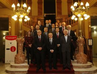 El Gobierno regional celebra que la Academia de Medicina de Castilla-La Mancha se haya constituido al amparo de la nueva Ley de Academias