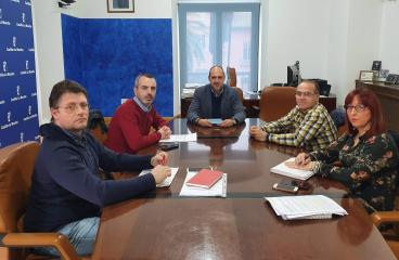 El Gobierno regional reitera su apuesta por impulsar el trabajo que se realiza en el Instituto de Ciencias de la Salud ubicado en Talavera
