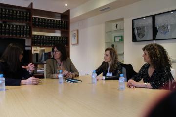 El Gobierno de Castilla-La Mancha subraya la necesidad de mejorar la visibilidad del liderazgo de las mujeres en la Administración pública