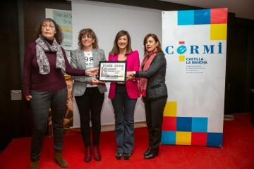 La directora del Instituto de la Mujer, Pilar Callado, inaugura las III 'Jornadas Mujer y Discapacidad en Castilla-La Mancha: Las mujeres con discapacidad ante los retos del cambio climático'
