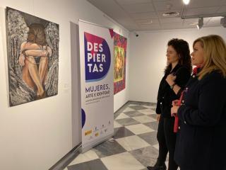 Nuria Chust subraya el compromiso del Gobierno de Castilla-La Mancha por la mejora de las condiciones laborales de la mujer