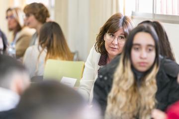 Blanca Fernández inaugura la Jornada 'Netwomen. Mujeres que inspiran'
