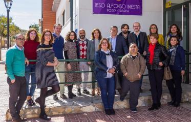 Presentación del Plan de Igualdad del IESO de Pozo Cañada