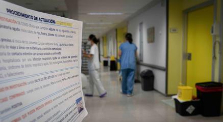 Planes de contingencia de los Hospitales de Villarrobledo y Almansa