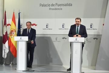 Comparecencia Consejo de Gobierno de Castilla-La Mancha (31 de marzo) (Sanidad) (II)
