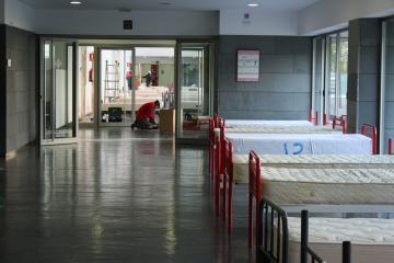 La Gerencia de Atención Integrada de Albacete continúa el proceso de adaptación de las instalaciones de la Facultad de Medicina como recurso sanitario