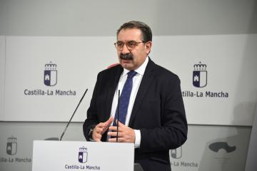 Rueda de prensa sobre la videoconferencia de presidentes autonómicos (Sanidad) (5 de abril)