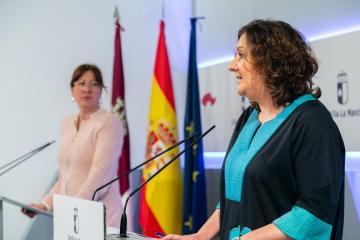 Videoconferencia con representantes de la patronal y de los sindicatos de la región (Economía) (II)