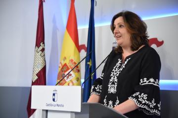 Comparecencia Consejo de Gobierno de Castilla-La Mancha (Economía)