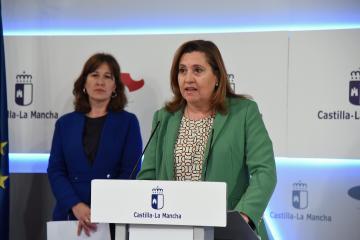 Rueda de prensa del Consejo de Gobierno de Castilla-La Mancha (Educación) (III)
