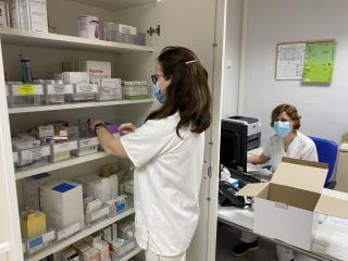 Farmacia Hospitalaria en Almansa y Dispensación Domiciliaria