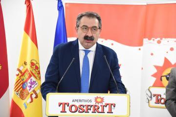Visita a la empresa TOSFRIT (Sanidad)
