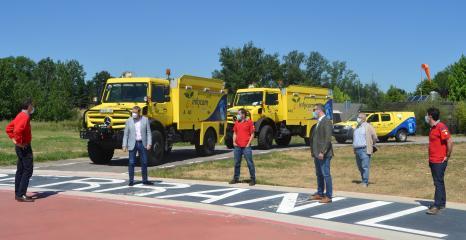 Campaña prevención y extinción incendios 2020 GU