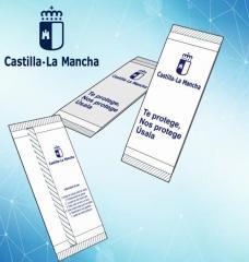 El Gobierno de Castilla-La Mancha distribuye más de 5.400.000 mascarillas a los ciudadanos a través de las oficinas de farmacia de la región