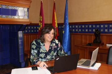 Patricia Franco subraya las Lanzaderas de Empleo como herramienta de inserción ante la crisis del COVID y destaca que más de la mitad de sus participantes han mejorado su situación laboral