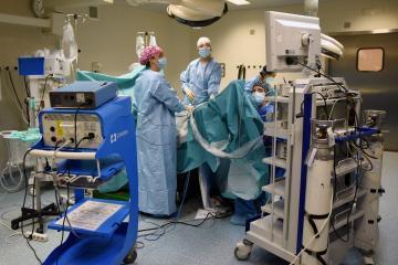 El Hospital de Talavera de Reina reanuda el cien por cien de la actividad quirúrgica  programada