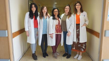 El Equipo de Atención Psicosocial de Cuidados Paliativos del Hospital de Toledo, volcado en la atención emocional de los pacientes y sus familiares