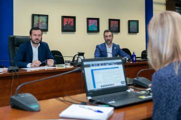 Presentación a Diputaciones y alcaldes del borrador de Estrategia de Economía Circular