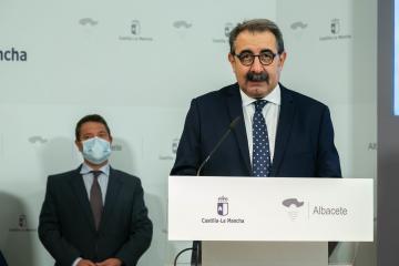 El Gobierno de Castilla-La Mancha destaca el compromiso con la provincia de Albacete, resaltando las próximas actuaciones en materia sanitaria en la provincia