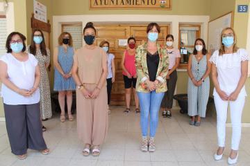 Visita Centro de la Mujer