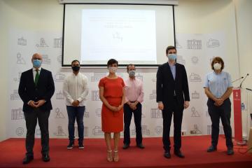 El director general El director general de  Empresas participa en la presentación de la inversión estratégica de Life For Tyres en Puertollano