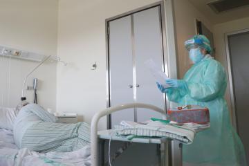 Segunda jornada consecutiva sin fallecimientos por infección de coronavirus en Castilla-La Mancha