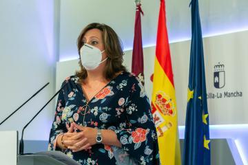 """Rueda de prensa acerca de la nueva marca """"Castilla-La Mancha"""""""