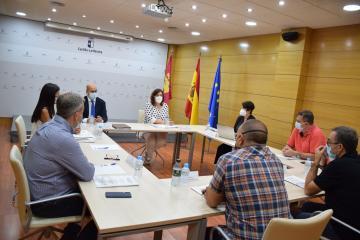 El Gobierno de Castilla-La Mancha subraya su compromiso en el impulso de la digitalización y la sostenibilidad de la industria regional