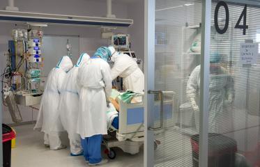 Descienden hasta 541 los nuevos contagios por infección de coronavirus en Castilla-La Mancha
